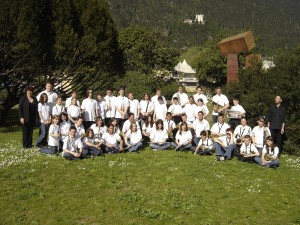 l'orchestre du ciem 1er prix 2007