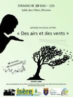 Clarinettes.Assieu